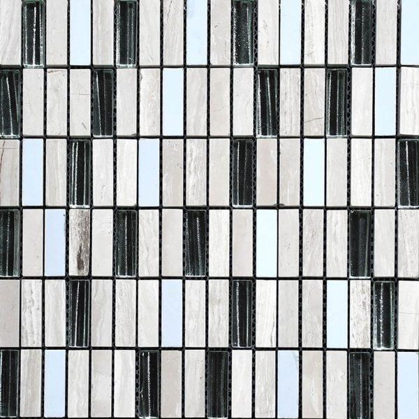 mosaico cristal leman