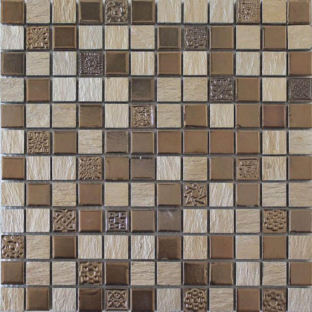 mosaico cristal vignola